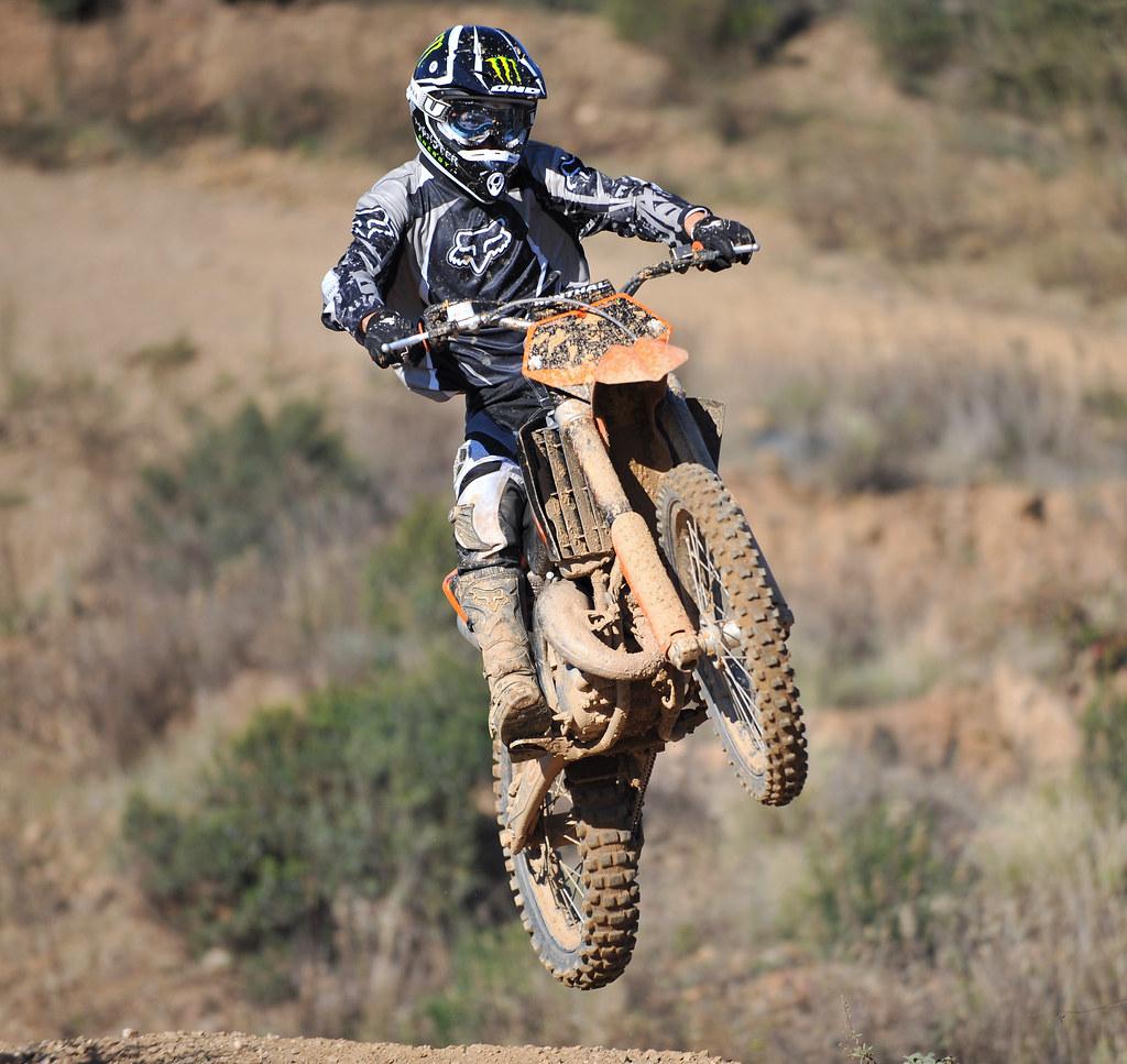 Moto-Cross first shoot