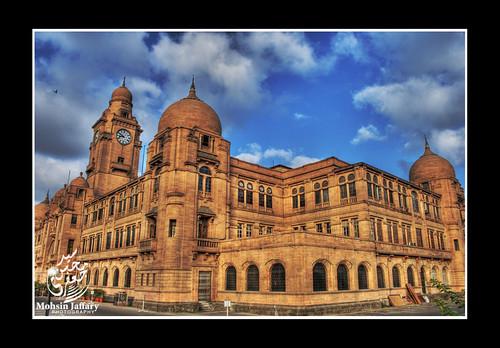 Karachi Municipal Corporation Building [Exlpored]
