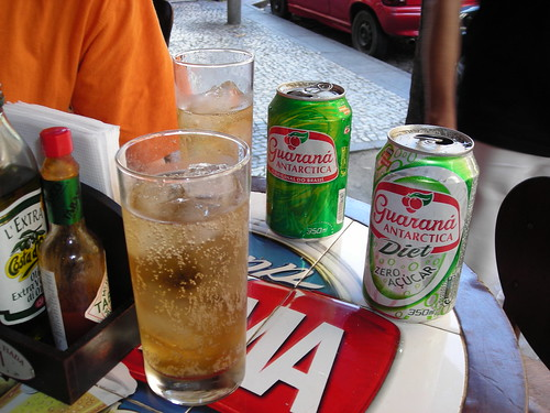 Our favorite refreshment...Guarana