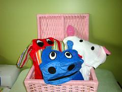 DSC00436 (2tberrys) Tags: towels hoodedtowels crittersbychris
