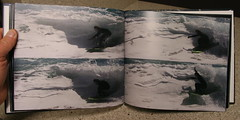 "Blurb Book ""That Week in October"" (gaz610) Tags: book skimboarding skim blurb"