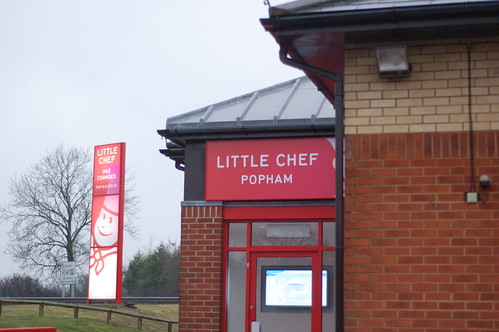 Little Chef in Popham