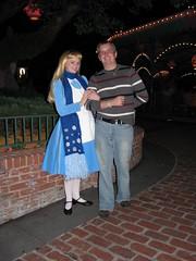 Alice in Wonderland (rebecca.shannon) Tags: world alice disney wonderland