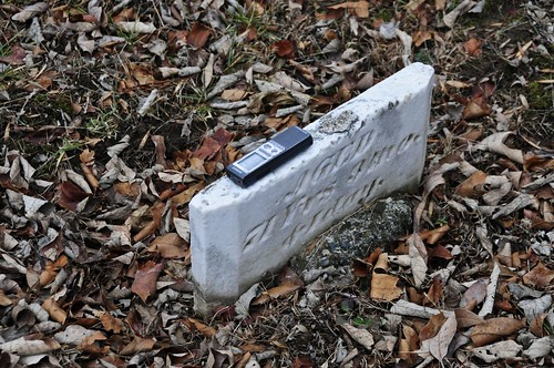 cemetery grave leaves woods indianapolis sony indiana haunted foundation recorder tombstones evp paulrusterpark