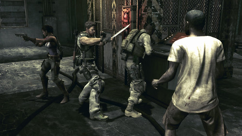 Resident Evil 5 clave