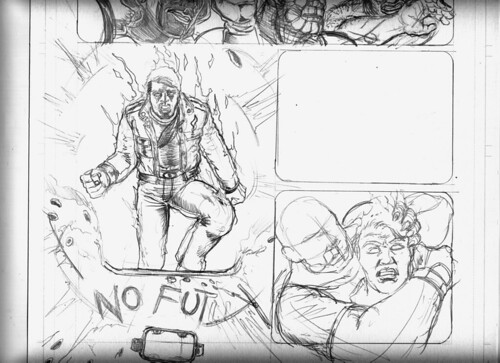 Local Hero # 3 Page 3 WIP