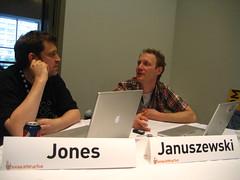 Glenn and Karsten