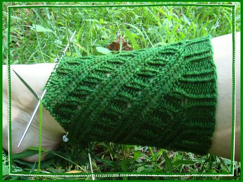 grassy green sockens