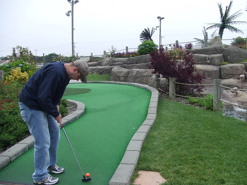Mini Golf in Cape Cod