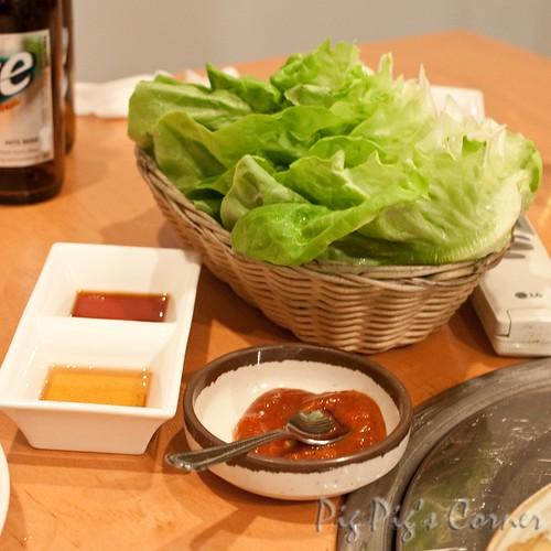 Ran Korean Restaurant London 11