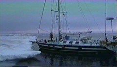940805 Moored to Drifting Iceberg (rona.h) Tags: august arctic 1994 cloudnine ronah backofthemoon
