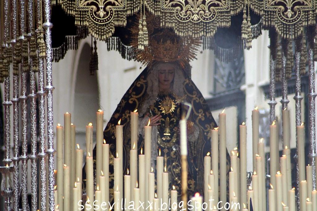 Nuestra Señora de Gracia y Amparo, Martes Santo 2010