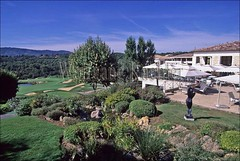 40045414 (wolfgangkaehler) Tags: france sports sport gardens garden golf landscape europe cotedazur cannes gardening scenic golfcourse recreation countryclub fairway clubhouse frenchriviera puttinggreen cannesfrance golfclubhouse