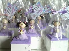 lembrancinha na caixinha (lollyart) Tags: eva biscuit infantil casamento enfeites festas maternidade lembrancinhas
