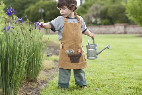 plant care apron