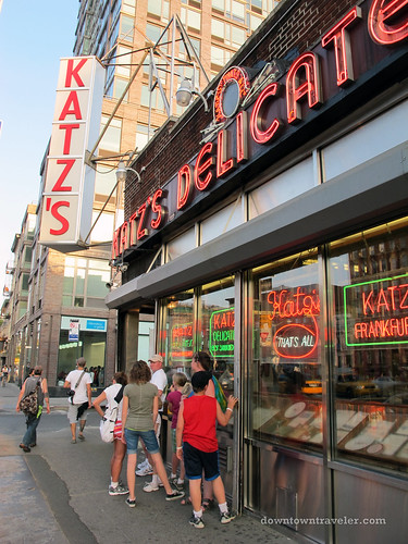 NYC Lower East Side_Katz Deli_2