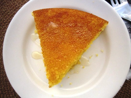 Slice of cornbread, take two
