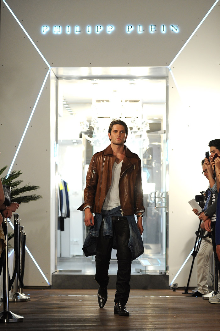Philipp Plein Homme - Show - Milan Fashion Week Menswear Spring/Summer 2012