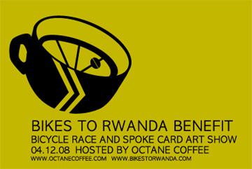 Bikes To Rwanda Show + Race
