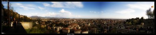 Bergamo Alta-Pasquetta