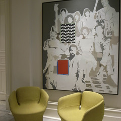 COMME's reception lobby (Marimokko) Tags: wedding party australia melbourne dining function comme