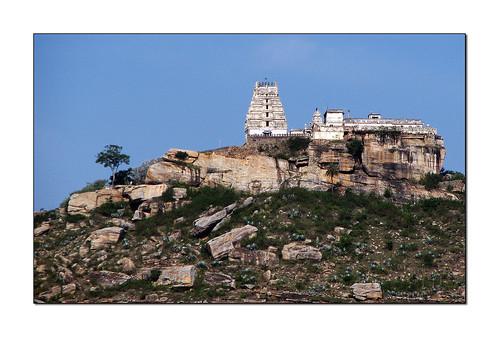 Melkote Gopuram