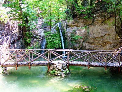 Pétaloudes, Rodas, Dodecaneso, Grecia
