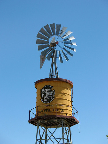 grapevine windmill