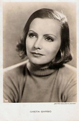 Greta Garbo (Truus, Bob & Jan too!) Tags: cinema film vintage star kino european postcard swedish cine hollywood actress movies mgm greta garbo filmstar gretagarbo metrogoldwynmayer