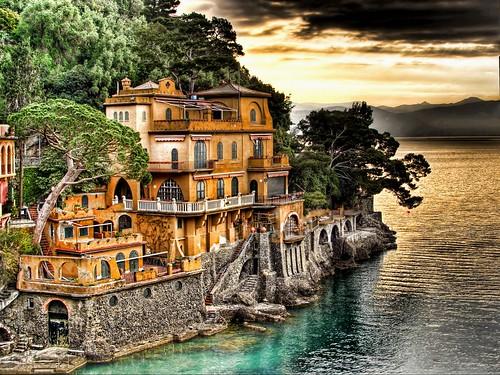 Portofino coast (Genoa - Italy)