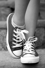 Shoe-case (bingbing) Tags: lucille chucks blueseal philippinegroupeb