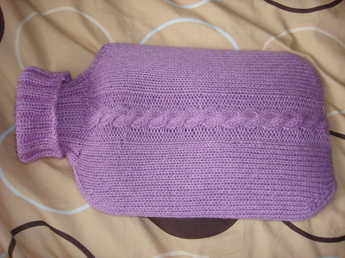 Hot Bottle Cover
