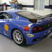 Ferrari Fan Bryan Gibson Shared a Pic of this Ferrari Challenge Car