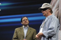 Neil Young, General Session, JavaOne 2008