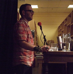 Cory Doctorow Reading at Cody's Books - 3