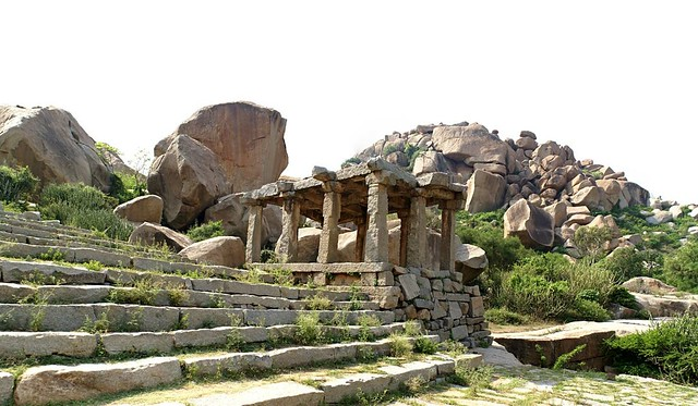 Rock Structure, Hampi