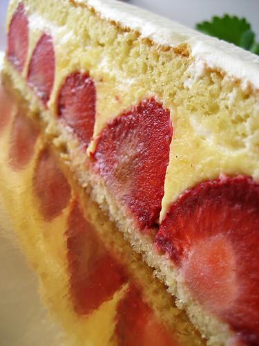 fraisier side