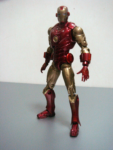 Ironman, Classic Red & Gold Version