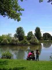 Contemplando el Lago (jlastras) Tags: club golf boadilla hipica boadilladelmonte lasencinas clublasencinas