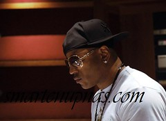 ll cool j in the studio with ryan leslie