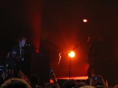 More red (danberk) Tags: coldplay live chrismartin brixtonacademy willchampion guyberryman vivalavida 16june2008 danberk