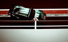Aston Martin DBR 9 S at 1000km Spa 2008 (essichgurgn) Tags: auto color colour rot car racetrack race tdi automobile martin diesel c group 8 9 grand s pit voiture db prix v mans le coche lane bil carro bond 12 grn gt audi endurance spa macchina rennen vln aston vantage renner gtr oto automvil v12 vanquish zagato nrburgring boxengasse rapide virage    dbr otomobil rennwagen  1000km automobiel boxenluder   lemansseries bl avtomobil rennauteo   mba    strakka