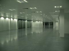 Empty Milton Gate office - 6 (Phil Gyford) Tags: uk london office empty thecity chiswellstreet miltongate
