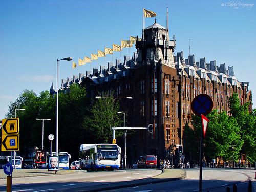 Amsterdam, Holland 077 - Grand Hotel Amrath por Claudio.Ar.