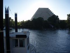 Ziggurat Building (Captain.Ferg) Tags: california ca old river town sacramento ziggurat zigguratbuilding