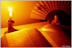 Livro e vela (eduhhz) Tags: livro vela cy challengeyouwinner duetos a577