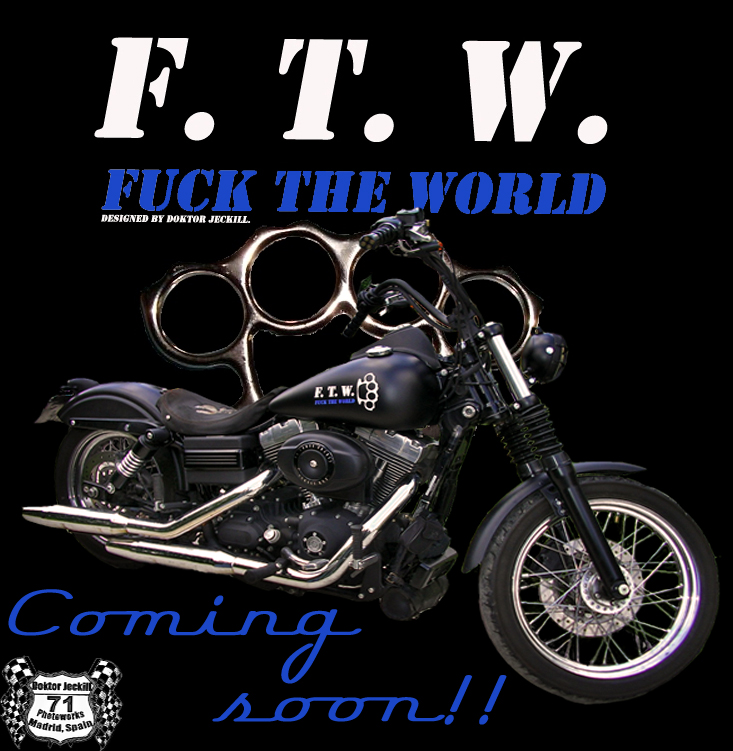 Fuck the world The new Doktor Jeckill´s bike