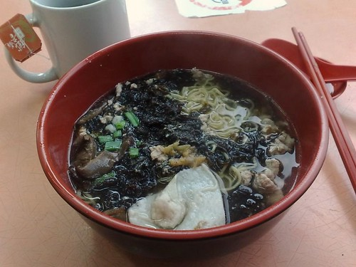 Mee Kia Soup-based Bak Chor Mee