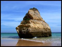 Playa de Rocha (Doenjo) Tags: sea naturaleza beach portugal mar playa algarve portimo praiadarocha playaderocha doenjo retofs1 retofs2