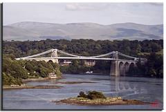Menai Bridge (Muzammil (Moz)) Tags: uk landscape manchester photography moz thomastelford anglesey holyhead mozzy menaibridge aplusphoto conon400d theunforgettablepictures afraaz muzammilhussain